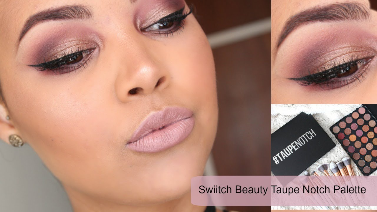Taupe Notch Palette by Violet Voss Cosmetics #17