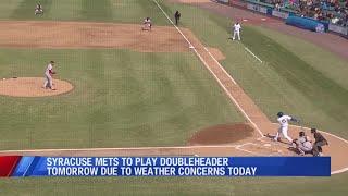 Mets game postponed