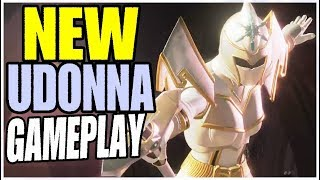 NEW Udonna Mystic Force Gameplay! (Power Rangers Battle For the Grid)