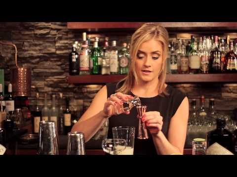 Sponsored: White Lady Cocktail - The Proper Pour with Charlotte Voisey