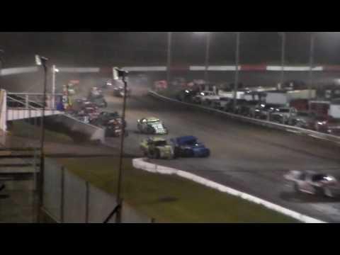 Harris Clash Sport Mod Amain @ Hamilton County Speedway 08/08/17