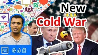 Putin going to play a big game. Is this new cold war is starting between American and Russia?(Hindi)