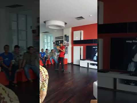 Lomba karaoke di IPC CAR TERMINAL/IKT