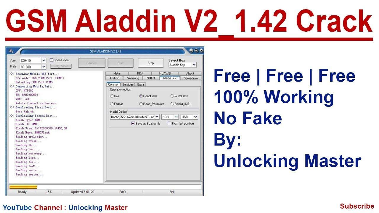 gsm aladdin loader free download