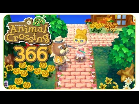 Gute Seele der Stadt #366 Animal Crossing: New Leaf - welcome amiibo - Let's Play