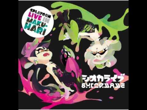 Squid sisters album