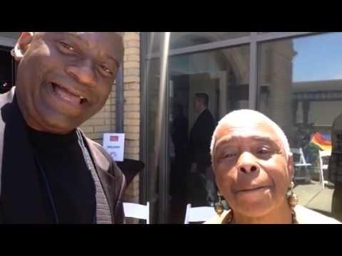 """""""Midget"""" Is Pioneer Black Lesbian At 79 #BlackLivesMatter"""