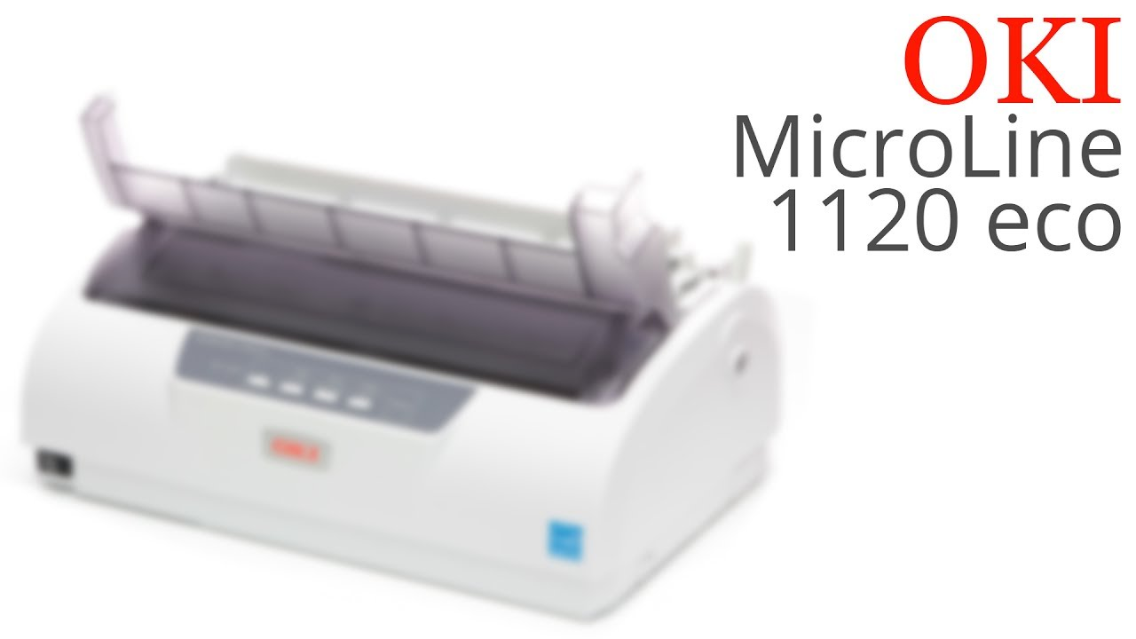 OKI ML 1120 PRINTER DRIVER FOR WINDOWS DOWNLOAD