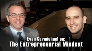 Failure is feedback and points to a solution, with Evan Carmichael
