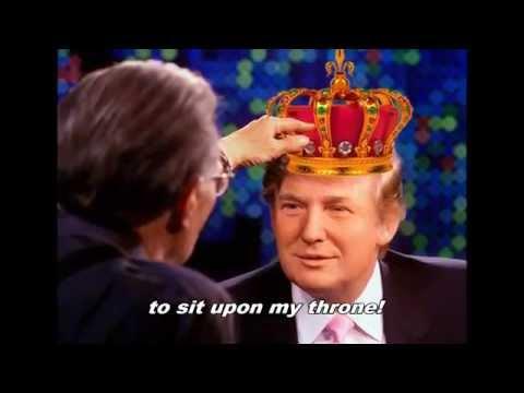 Donald Trump Emperor of America | FunnyDog.TV