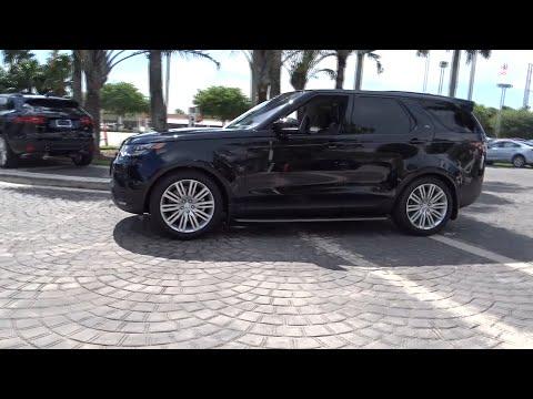 2017 Land Rover Discovery Miami, Aventura, Fort Lauderdale, Broward, Miami Beach, FL NHA016166