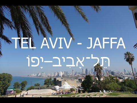 Tel Aviv - Jaffa - תֵּל־אָבִיב–יָפוֹ