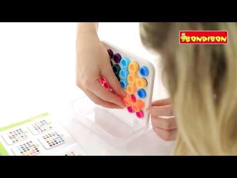 Бондибон 9. Настольные игры для детей, Развивающие игрушки