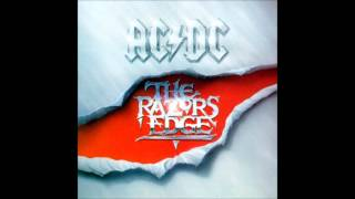 AC/DC 04 The Razors Edge (lyrics)