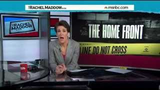 Long and Growing List of Right-Wing Terrorist Acts - The Rachel Maddow Show