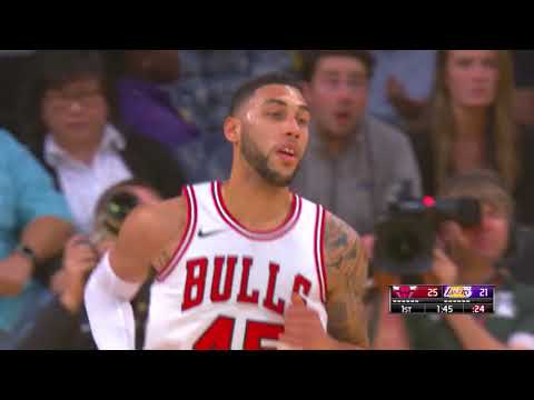 Chicago Bulls vs Los Angeles Lakers: November 21, 2017