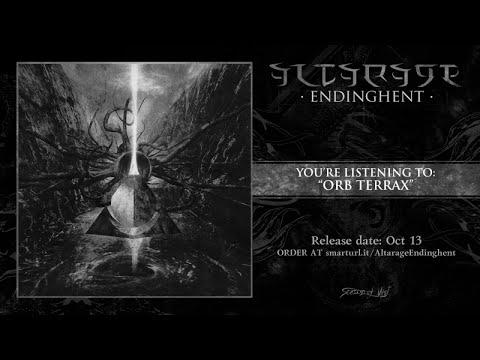Altarage - Orb Terrax (official premiere)