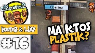 GDZIE ONI MAJĄ PLASTIKI?! - THE ESCAPISTS 2 #16 /w LJay