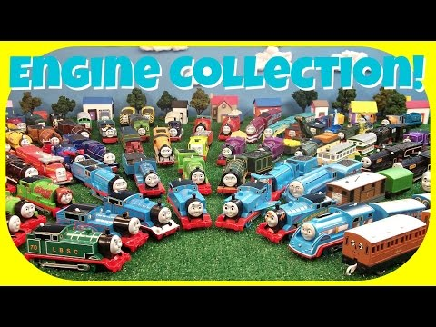 Thomas and Friends Engine Collection at Toy Stew! Trackmaster/Tomy/Hit Entertainment