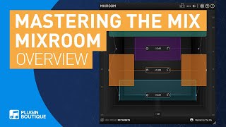 Mixroom by Mastering the Mix | Mixing Mastering EQ | Quick Start Tutorial