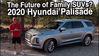 The Telluride Should Be Nervous: 2020 Hyundai Palisade Drive and Review