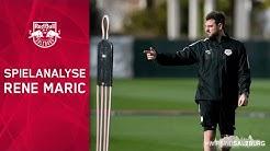 Spielanalyse mit Rene Maric