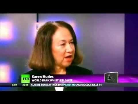 World Bank whistleblower exposes endemic corruption & money laundering