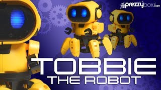 Tobbie The Robot - Your Very Own Tech Buddy