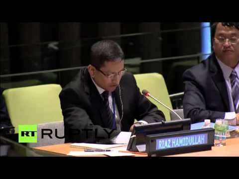 LIVE: UN Security Council votes on Srebrenica killing resolution