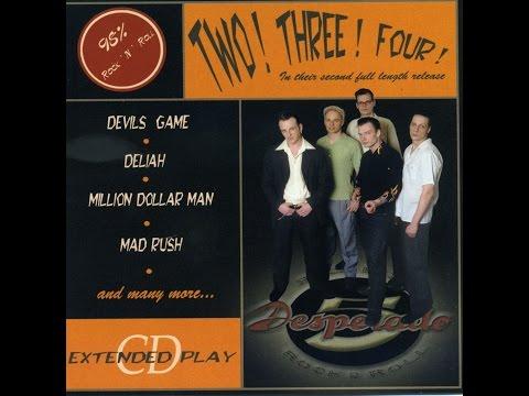 Desperado 5 - Red Hot Rock 'n' Roll (Crazy Love Records) [Full Album]