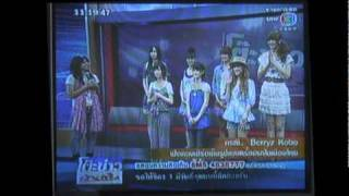 Berryz工房 ジンギスカンを私服で披露  Berryz kobo  Dschinghis Khan on thailand tv