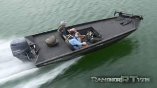 Ranger Aluminum RT178 On Water Footage