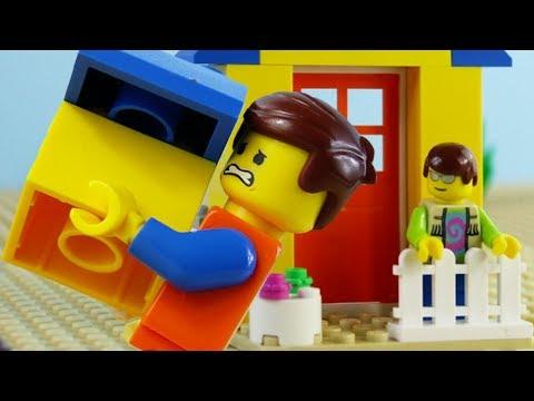 LEGO Movie 2 STOP MOTION LEGO Movie 2: Emmet's Box Speed Build   LEGO Movie 2   Billy Bricks