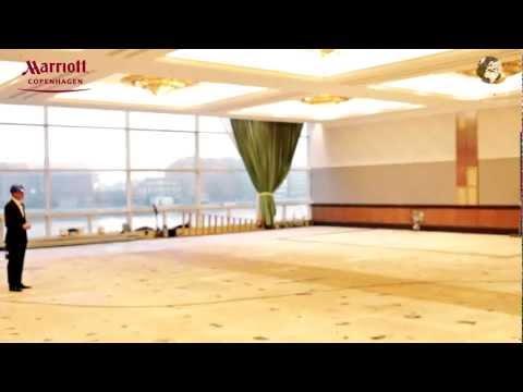 Marriott Hotel Copenhagen - Elmar Derkitsch - Banquet and Ballroom