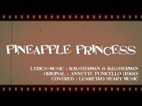 【Hawaiian】Pineapple princess(with lyrics):Le*Retro Heart Music