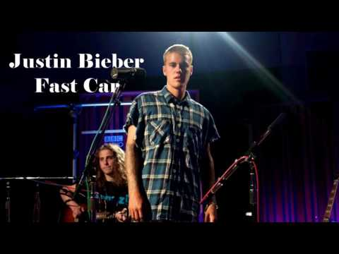 Justin Bieber - Fast Car (COMPLETE COVER)