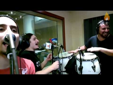 SANTA FERIA - SAKATE 1 EN RADIO CANDELA