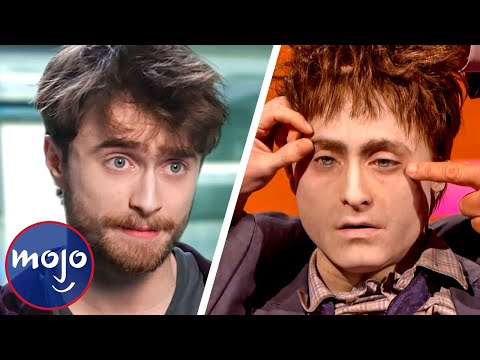 Top 10 Things You Didn't Know About Daniel Radcliffe