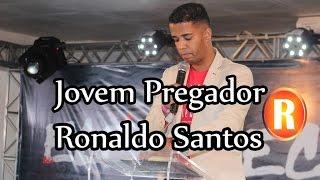 Ronaldo Santos Jovem Pregador // 27º Congresso Geral UMADSAL