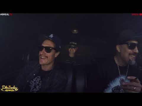 Hollywood Undead - The Smokebox | BREALTV