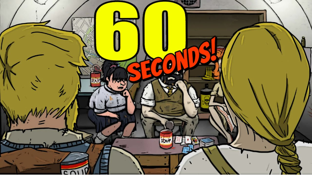 new ending 60 seconds suitcase dlc youtube