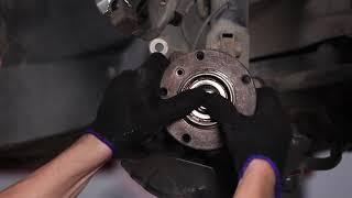 Montage Kit de roulement de roue BMW 3 Compact (E36) : vidéo gratuit