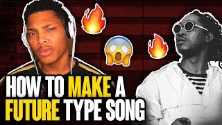 How to Write a Future Song in 5 min