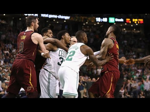 LeBron 42 Pts Triple Double Game 2! Celtics 2-0! 2018 NBA Playoffs