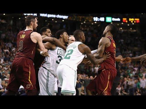LeBron 42 Pts Triple Double Game 2! Celtics 2-0! 2018 NBA Playoffs