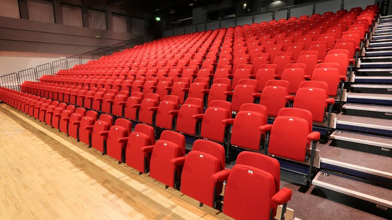 Camberley theatres new seats being installed brilliant time lapse camberley theatres new seats being installed brilliant time lapse freerunsca Gallery