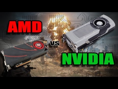 AMD vs NVIDIA - Which Video Card is right for you? Battlefield 4 Littlebird Gameplay