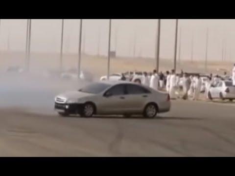 التفحيط في السعودية متعة ثمنها الحياة Youtube