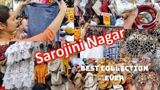 Sarojini Nagar 2019 Diwali Collections | Under Rs 100 | Best Shops In Sarojini Nagar