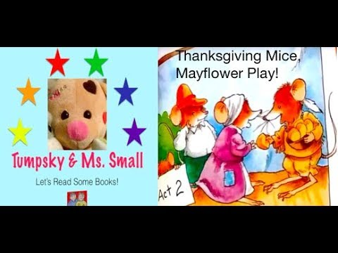 Thanksgiving Mice by Bethany Roberts- Books Read to Children Aloud ...